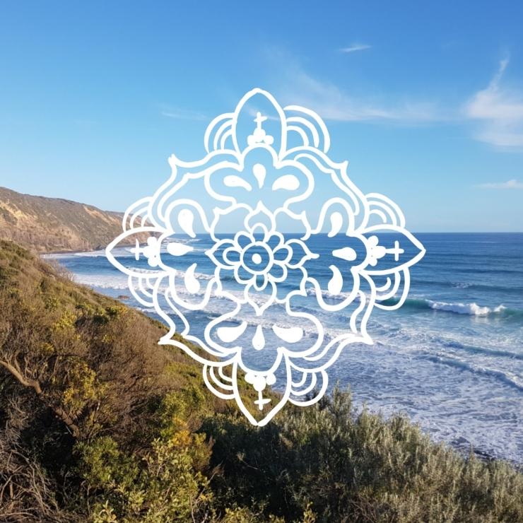 mandala ocean